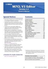 Buy Yamaha M7CLV3EDITOR EN OM V35A Operating Guide by download Mauritron #204787