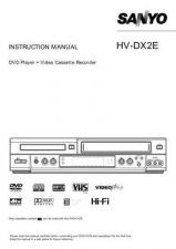 Buy Sanyo GXT270 Operating Guide by download #169318