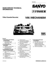 Buy Sanyo Service Manual For MECHANISM-V95-1 Manual by download #175968
