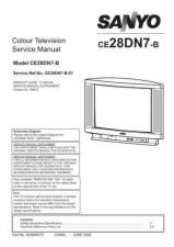 Buy Sanyo CE28DN7-B-01 Manual by download #173118