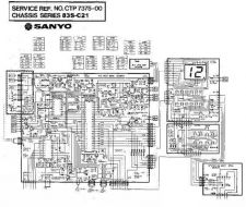 Buy MODEL 83C21 Service Information by download #123616