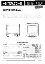 Buy HITACHI No 02886E Service Data by download #147249
