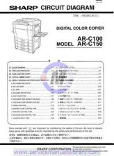 Buy Sharp ARC150 SM INSTALLATION GB(1) Manual by download #179500