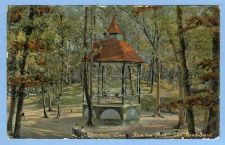 Buy CT Waterbury Hamilton Park The Band Stand View Of Old Band Stand In Park~699