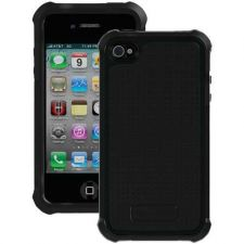 Buy Ballistic Iphone 4 And 4s Sg Case (black And Black)