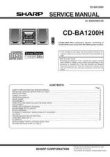 Buy cdba1200h Service Data by download #132432