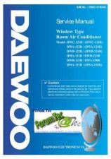 Buy Daewoo DWC-121R020 Manual by download Mauritron #184263