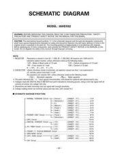 Buy TOSHIBA 65HDX82 SCHEMADIAG R1 Service Schematics by download #160083