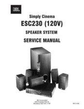 Buy HARMAN KARDON RS III TS Service Manual by download #142960