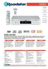 Buy ROADSTAR DVD-2018H by download #128094