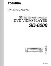 Buy Toshiba SD-P5000 OM E Manual by download #172390