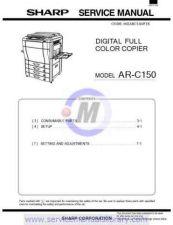 Buy Sharp ARC160-C270-C280 PG GB-JP Manual by download #179507