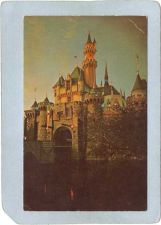 Buy CA Anaheim Amusement Park Postcard Disneyland Sleeping Beauty Castle top_b~246
