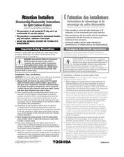 Buy TOSHIBA SPLITCAB R2 OPERATING GUIDE by download #129623