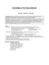 Buy 32 36ZP18PCD SM Service Schematics by download #129784