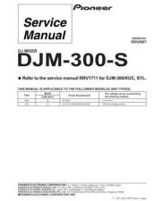 Buy PIONEER R2007 Service Data by download #149356