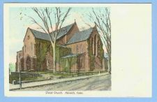 Buy CT Norwich Christ Church View Of Old Church Building~656