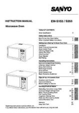 Buy Sanyo EMP472BS(SS860258) Manual by download #174337