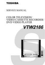 Buy Toshiba VTV21FL3CD Manual by download #172549