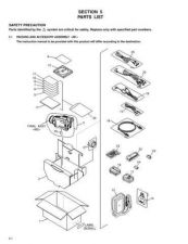 Buy JVC 86624PAR Service Schematics by download #122963