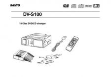 Buy Sanyo DSR-M810P Operating Guide by download #169283