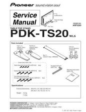 Buy PIONEER A3293 Service Data by download #152474