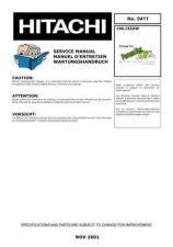 Buy Hitachi CML155XW NO 0411E Manual by download Mauritron #185970