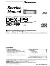 Buy PIONEER C2687 Service Data by download #152772