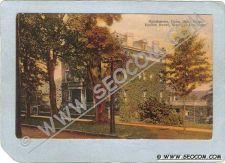 Buy CT Middletown Postcard Delta Kappa Epsilon House Street Scene ct_box3~1394