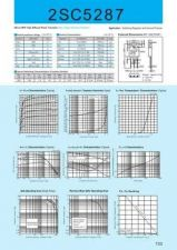 Buy Semiconductor Data 2SC5287 by download Mauritron #195060