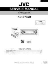 Buy JVC 49762 Service Schematics by download #120987