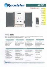 Buy ROADSTAR HVC-9510 by download #128263