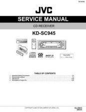 Buy JVC 49833 Service Schematics by download #121480