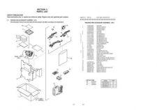 Buy JVC GR-DVL815 PART TECHNICAL DATA by download #130856