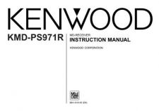 Buy KENWOOD kmdps971r TECHNICAL by download #131634
