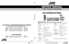 Buy JVC 82841 Service Schematics by download #122712
