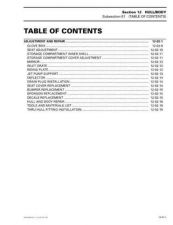 Buy SEADOO V2 2000 SECT12A Service Manual by download #157837