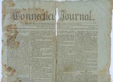 Buy CT New Haven Newspaper Title: Connecticut Journal Date: Sep-20-1797~11