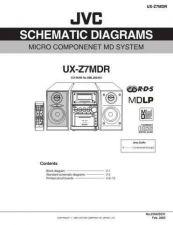 Buy JVC 22042SCH Service Schematics by download #120222