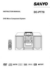 Buy Sanyo DC-MM7000 Operating Guide by download #169195