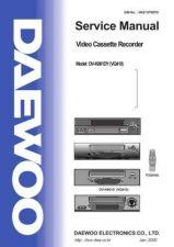 Buy DAEWOO SM VQ410 e (E) Service Data by download #146973