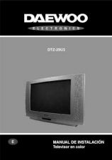 Buy Deewoo DTZ-29U3 (E) Operating guide by download #167856