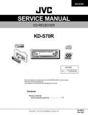 Buy JVC 49614 Service Schematics by download #120418