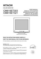 Buy Sanyo CM615ET-302 IT Manual by download #173494