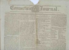 Buy CT New Haven Newspaper Title: Connecticut Journal Date: Apr-24-1799~19