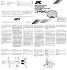 Buy JVC 49867IFR Service Schematics by download #121652