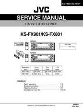 Buy JVC 49627 Service Schematics by download #120485
