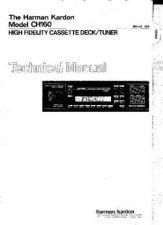 Buy HARMAN KARDON PA5800 SM Service Manual by download #142838