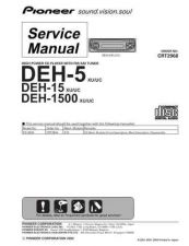 Buy PIONEER C2968 Service Data by download #152848