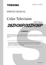 Buy Toshiba 28 2552 55DBCD Manual by download #170333